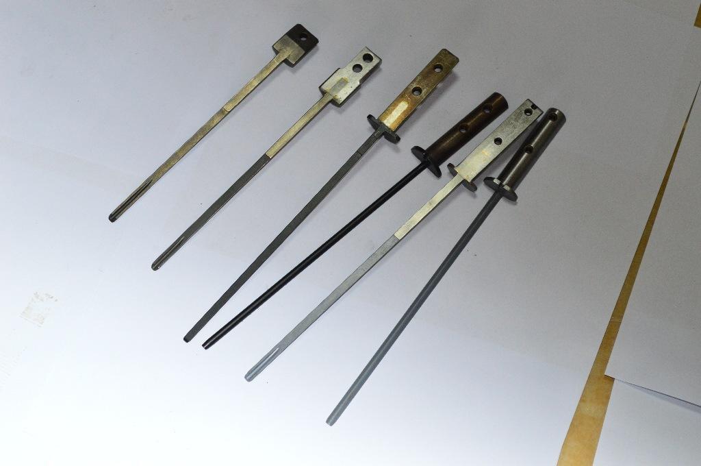 锂电池钨钢卷绕针